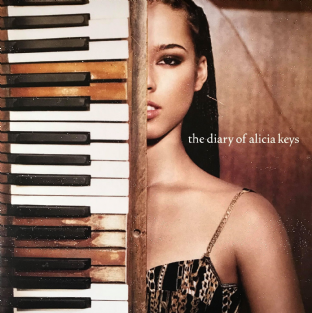 Alicia Keys - The Diary Of Alicia Keys  (LP) (VG/VG)
